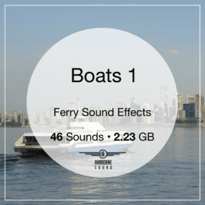 Boat & Ship Sound Effects - Royalty-free (HD) Boats & Ships