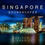 Singapore Soundscape – Traffic, Crowds & Nature Ambience