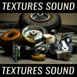 Materials & Textures - Sound Effects (SFX) - Royalty-free (HD)