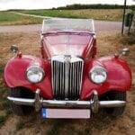 MG TF 1500 anno 1954