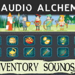 Videogame Inventory Sounds