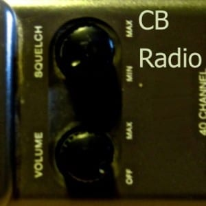 CB Radio - Square