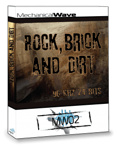 Hit Rock, Dirt, Brick, Sound Effect Stone, Impact Rock,