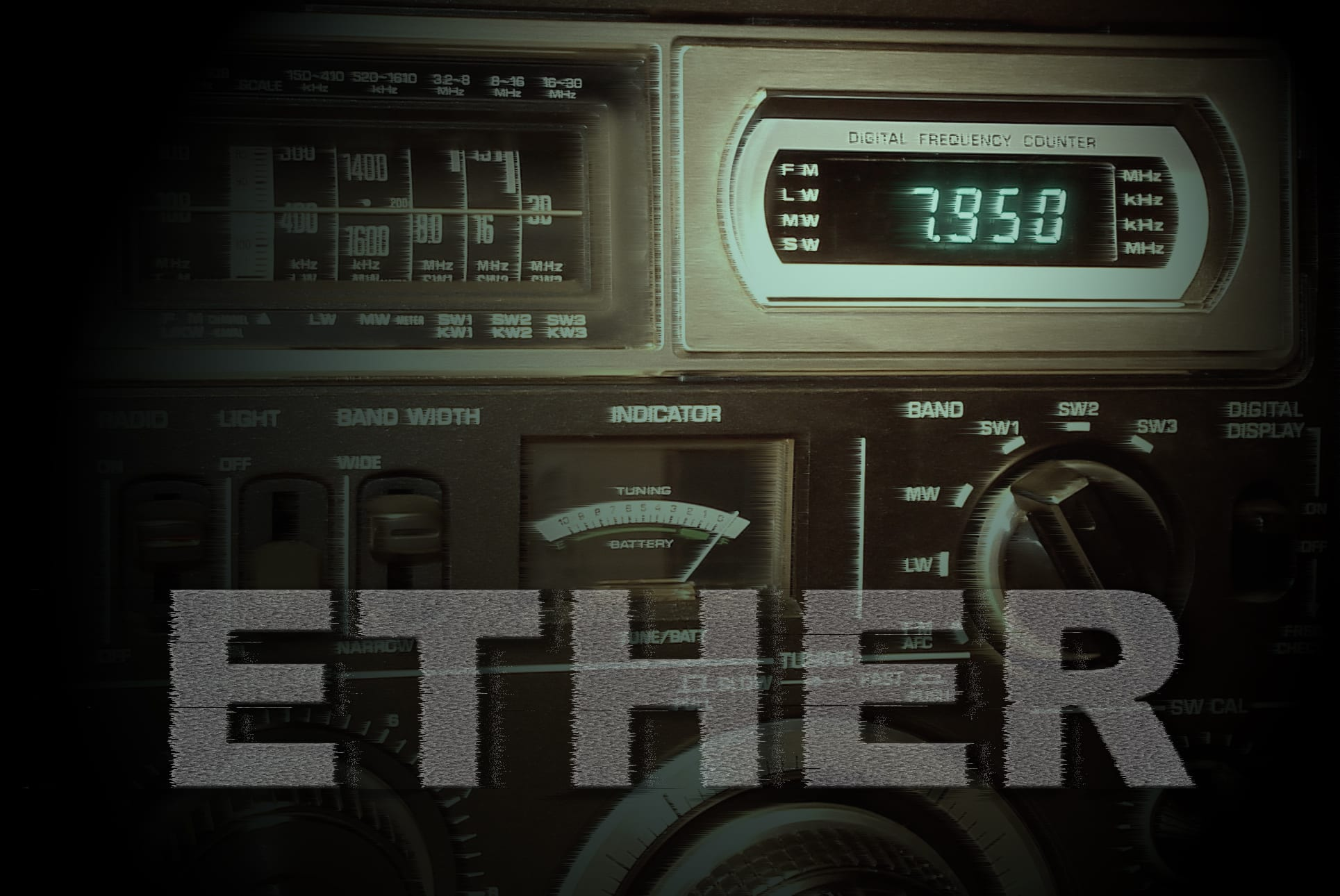 Ether Cover