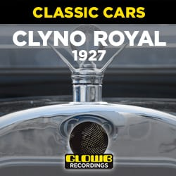 Clyno Royal Clasic Car Sound Effects