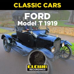 Ford Model T - Classic Car - Sound Effects