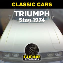 TRIUMPH STAG 1974 - SOUND EFFECTS
