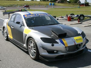 Mazda Rx-8 surround