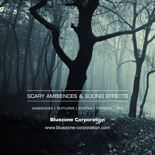 Scary Ambiences And Sound Effects
