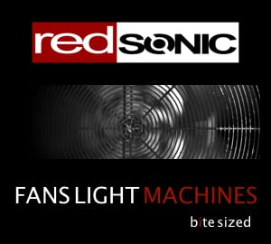 fans light machines