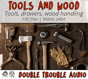 Tools and Wood soniss