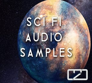 Sci Fi Audio Samples c2caudio