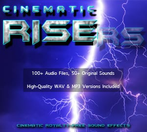 Perfect for any type of media requiring quality dramatic transitions and movement sounds. Whether you wish to make your trailer ... & Cinematic Trailer Rise Sound Effects - Tension Builders Transition ...