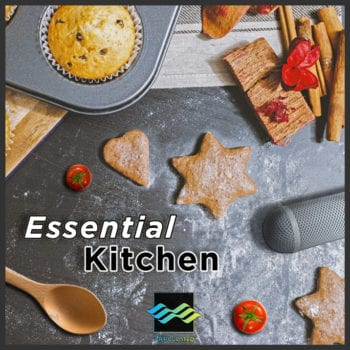 Essential Kitchen sound fx