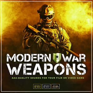 Weapon Sound Effects - Royalty-free (HD) Weapon Sounds