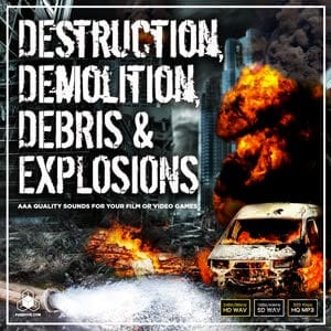 Impacts & Destruction Sound Effects - Royalty-free (HD) Impact Sound FX